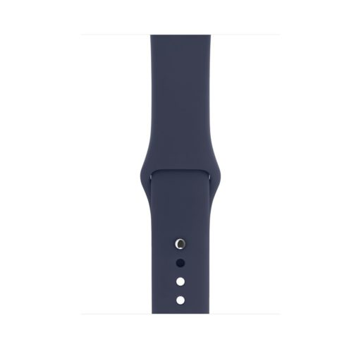 Midnight Blue Band for Apple Watch Sport Band 38mm 42mm Mens and Womens