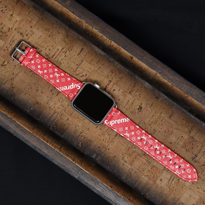 Louis Vuitton Mens Apple Watch Band | City Of Kenmore, Washington